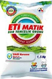 Eti Matik 1,5 Kg Doğal Temizlik Ürünü