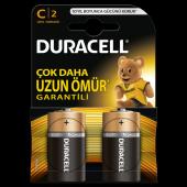 Duracell C Boy Pil 2li