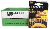 Duracell 6+2 Aaa İnce Kalem Pil (8 Adet) 10 Paket