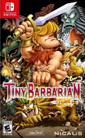 Tiny Barbarian Dx Nintendo Switch Oyun
