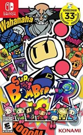 Super Bomberman R Nintendo Switch Oyun