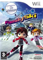 Family Ski Nintendo Wii Oyun