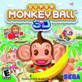 Supermonkey Ball 3ds Orijinal Oyun