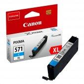 Canon Clı 571xl C Mavi Mürekkep Kartuş