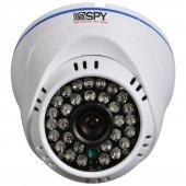 Spy Sp Sn62d Osd 2.0 Mp 3.6 Mmlens 30 Smart Ir Led