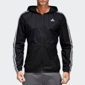Adidas Essentials 3 Stripes Wind Erkek Ceket Bs2232