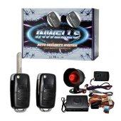 Oto Alarm Sustalı Kumandalı İnwells 3444 12 Volt...