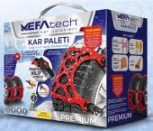 Mefatech Araç Kar Paleti Premium Large Ebat 165 .225 Taban Arası