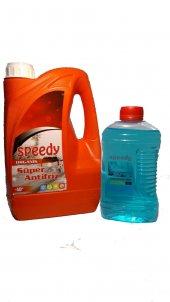 Speedy 40 Derece Organik Kırmızı Antifriz 3 Litre