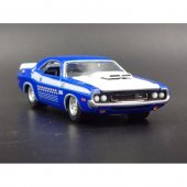 Greenlight 1970 Dodge Challenger T A Holiday Ornament 1 64