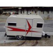 Greenlight 1959 Sıesta Traıler Camper Karavan 1 64