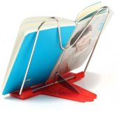 Katlanabilir Metal Kitap Okuma Standı Katlanır Kitap Tutucu
