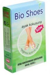 Ayak Kokusu Giderici Bio Shoes Ayakkabı İçi Koku Önleyici Toz