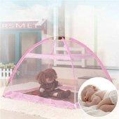 Kolay Kurulum Çocuk Bebek Cibinliği Tül Sineklik Cibinlik 80*120