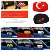 Oto Araba Araç Ayna Kılıfı Fenerbahçe Galatasaray Ts Kılıf