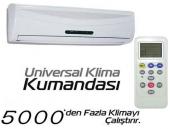 Universal Klima Kumandası 5000 Modelle Tam Uyum Klima Kumanda