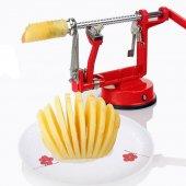 Orjinal Elma Soyma Ve Dilimleme Makinesi Pratik Core Slice