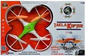 Kameralı Drone 6 Kanal 2,4 Ghz Taklakopter Büyük Model Helikopter