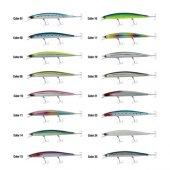 Kendo Blade Minnow 125 16,2 Gr Sahte Balık 01