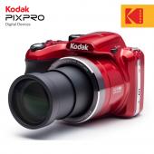 Kodak Pixpro Az422 Dijital Fotoğraf Makinesi Kırmızı