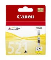Canon Clı 521 Y Mürekkep K. 2936b004