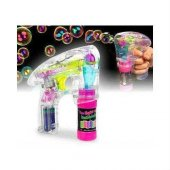 Bubbles Led Işıklı Baloncuk Tabancası 2 Tüp