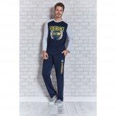 Fenerbahçe Lisanslı Erkek Pijama Takım