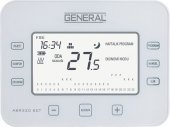 General Abr 320 Set Programlanabilir Kablosuz Oda Termostatı