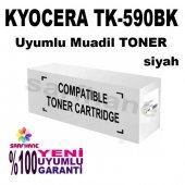 Kyocera Tk 590bk Siyah Muadil Toner Fs C2026 C2126 C2526 C5250 P6