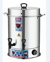 Warm Wasser 80 Bardak Çelik Çay Otomatı & Çay Makinesi Semaver