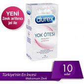 Durex Yok Ötesi 10lu Prezervatif Yeni Extra Zevk