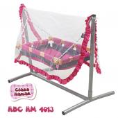 Happy Baby Class Hamak(Pembe)