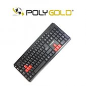 Polygold Usb Kablolu Klavye Pg 921