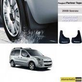 Peugeot Partner Tepee Arka Paçalık Seti