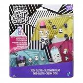 Littlest Pet Shop Miniş Siyah Beyaz Koleksiyonu Özel Set