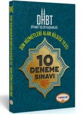 Yediiklim 2018 Dhbt Diyanet İşleri 10 Deneme Çözümlü Yediiklim Yayınları