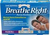 24 Kutu Breathe Right Büyük Boy 10 Lu Burun Bandı Original Ürün