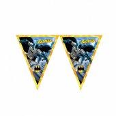 Batman Üçgen Bayrak Set