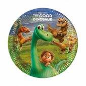 The Good Dinosaur Kağıt Tabak 23 Cm 8 Adetli
