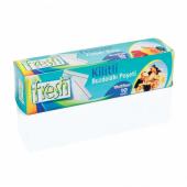 Kilitli Buz Dolabı Poşeti 19x25 10 Adetli Fresh Up