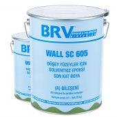 Brv Wall Sc 605 Düşey Yüzey, Epoksi Son Kat Boya