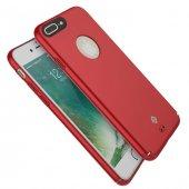 Totudesign Color İphone 7 Plus Kırmızı Kılıf