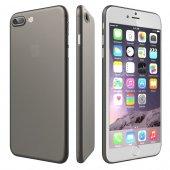 Iphone 8 Plus Ultra İnce Gri Kılıf