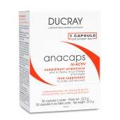 Ducray Anacaps Tri Activ 30 Kapsül Demir İle Zenginleştirilmiş F