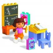 Mega Bloks Dora Oyuncak Okul Macerası