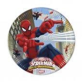 Ultimate Spiderman Tabak 8&primeli
