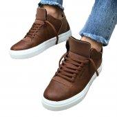 Chekich Erkek Günlük Spor Ayakkabı Sonbahar Kış Kahverengi