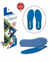 Sanus M300 Mavi Memory Foam Hafızalı Ayakkabı İç Tabanı