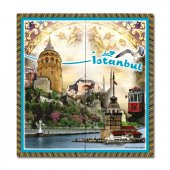 Star Turistik İstanbul Tavla , Damasız
