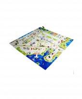 Ivi Çocuk Odası Oyun Halısı Mini City 100x100